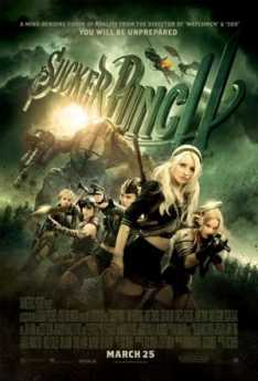 Sucker Punch film poster